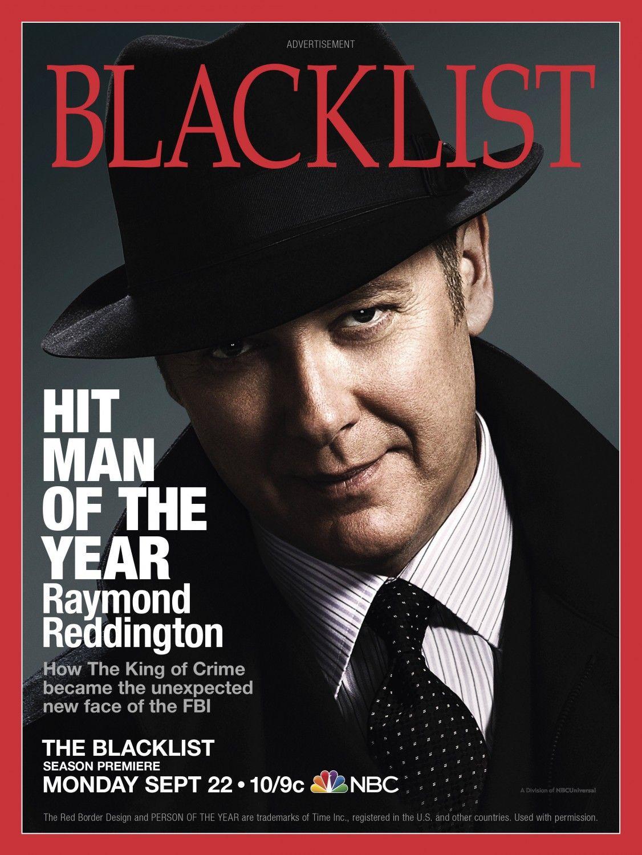 The Blacklist Nbc Series The Blacklist James Spader