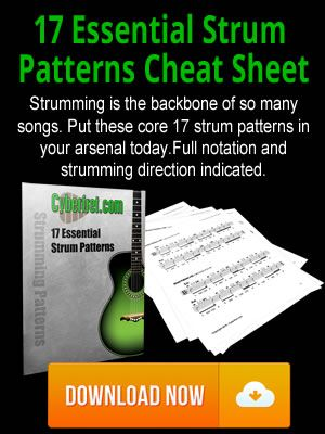 Free Download 17 Essential Strum Patterns Pdf In 2019