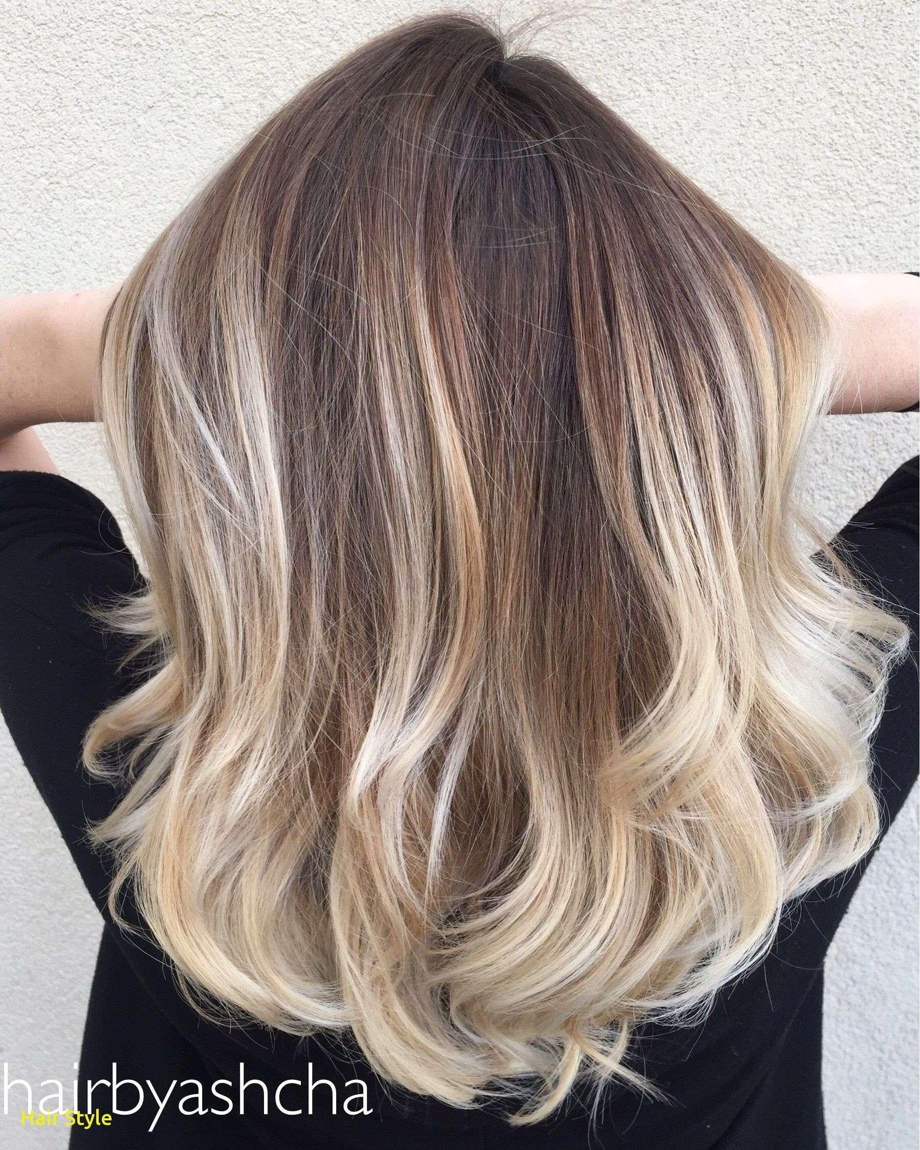 Einzigartige Blonde Haare Highlights Beiges Haar Haare