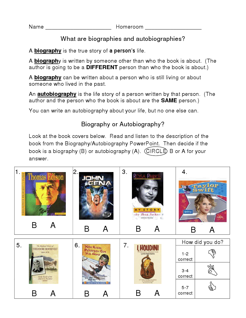 Biography And Autobiography 2012 2013 Pdf Google Drive Biography Project Library Lesson Plans Autobiography [ 1035 x 800 Pixel ]