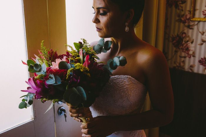 Casamento ao ar livre | Suzana e Pedro #buquê #buquêdesconstruído #casamento #casamentoemnatal #casandoemnatal
