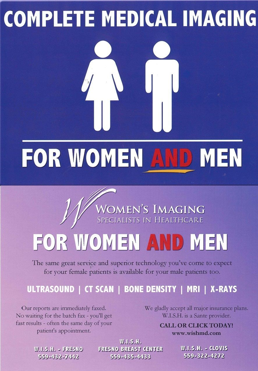 Wish womens imaging specialists in healthcare provides