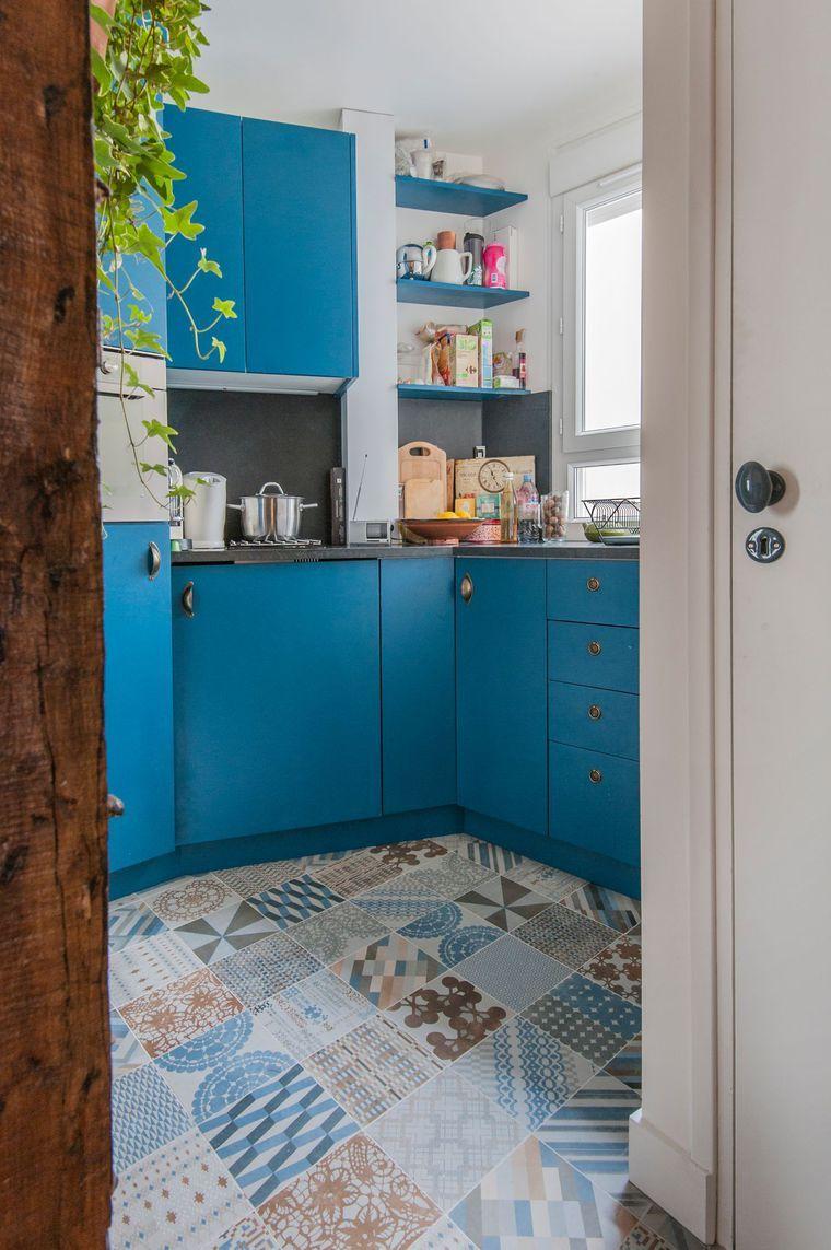 Coloré. Côté Maison | #Kitchen | Pinterest