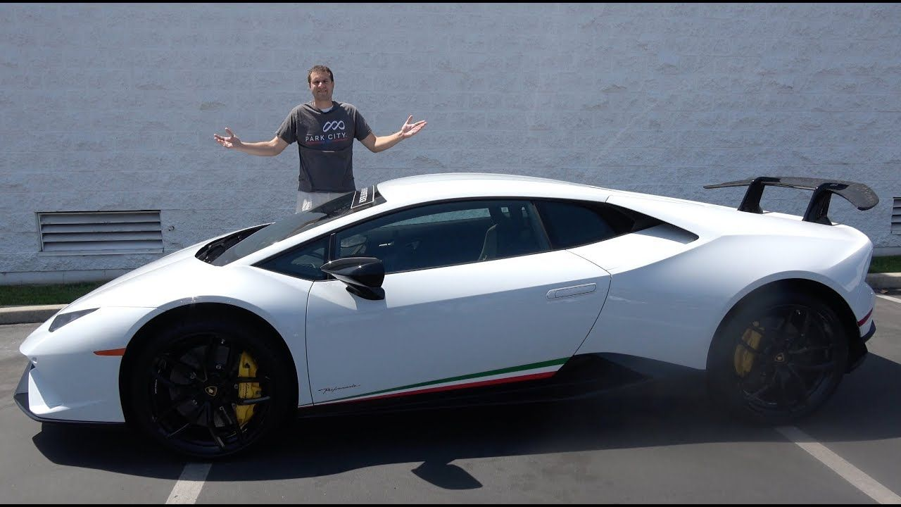Icymi Here S Why The Lamborghini Huracan Performante Is The Best