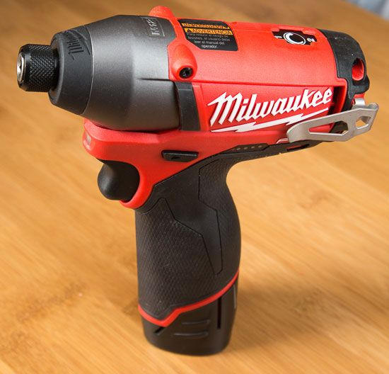 Milwaukee M12 Fuel Brushless Impact Driver Review Milwaukee Power Tools Milwaukee Cordless Tools Impact Driver