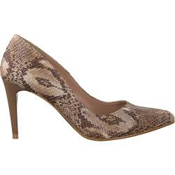 Giulia Pumps Giulia Beige Damen Giulia #teenagerfashion