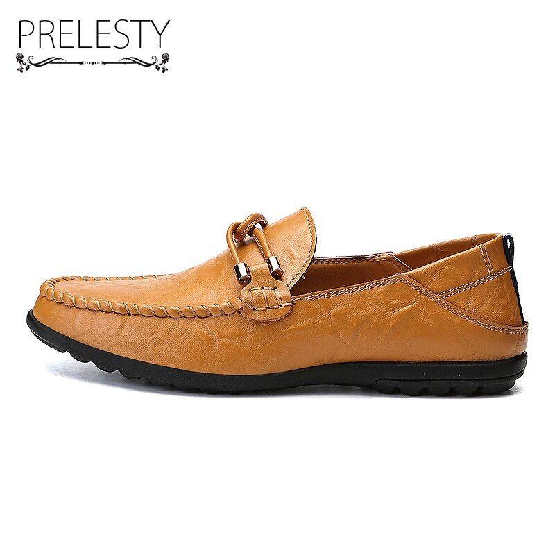 Online Shop Prelesty Männer Sommer Casual Schuhe Lofers