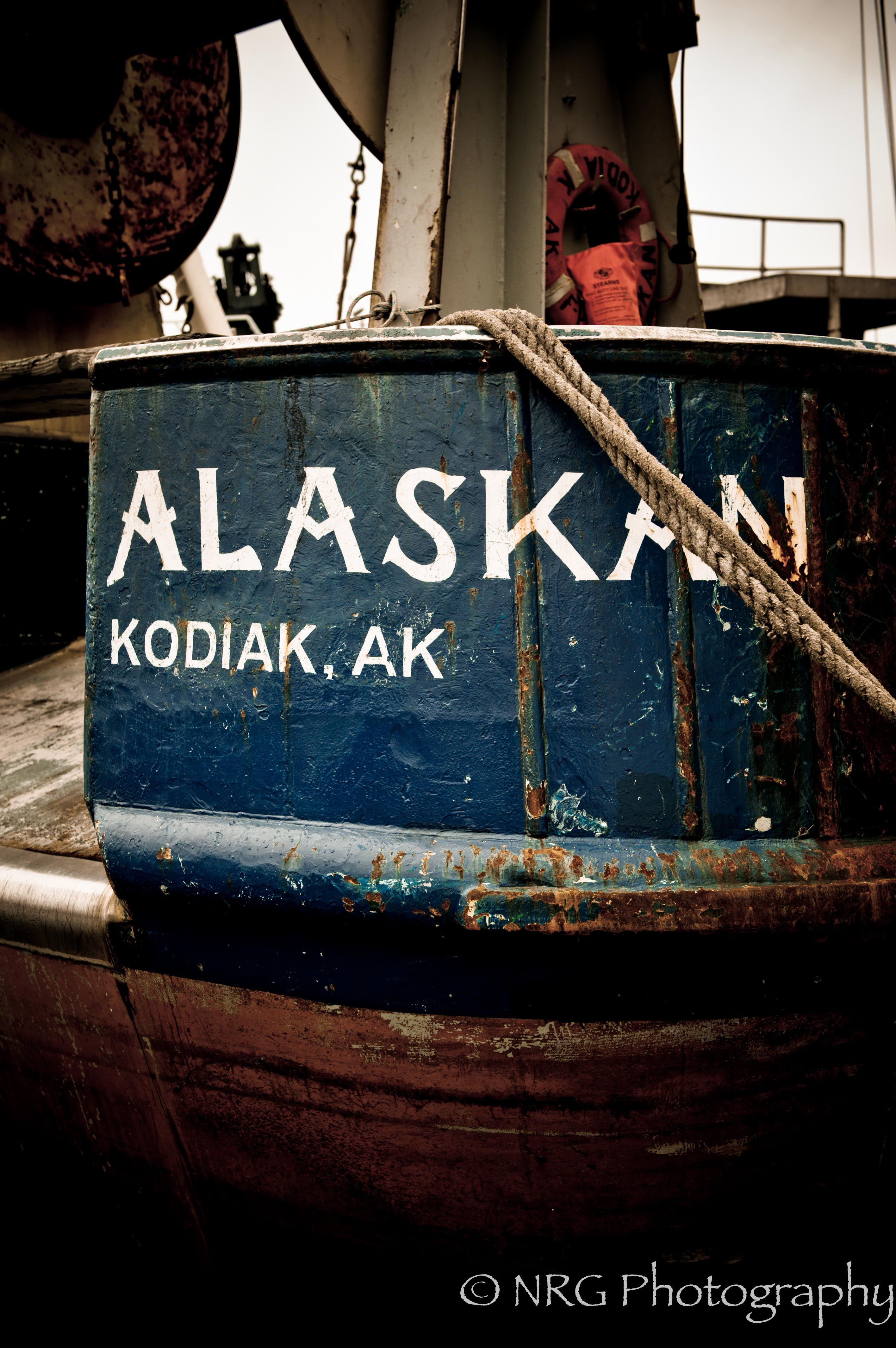 Alaskan Stern Kodiak Island Alaska Http Vacationtravelogue