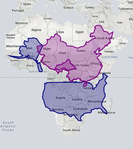 A simple interactive tool shows the real size of india china and httpqz480843a simple interactive tool shows the real size of india china and africa gumiabroncs Images