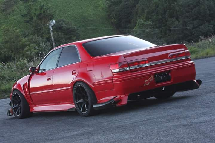 Powervehicles Has Now This Ex FD Japan JZX100 Mark II For Sale