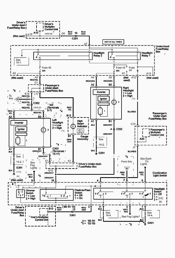 7 terminal ignition switch wiring diagram in 2020