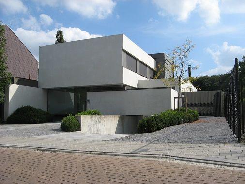 Arnoud Algoet Architect Moderne Architectuur Huis Ontwerpen Residentiele Architectuur