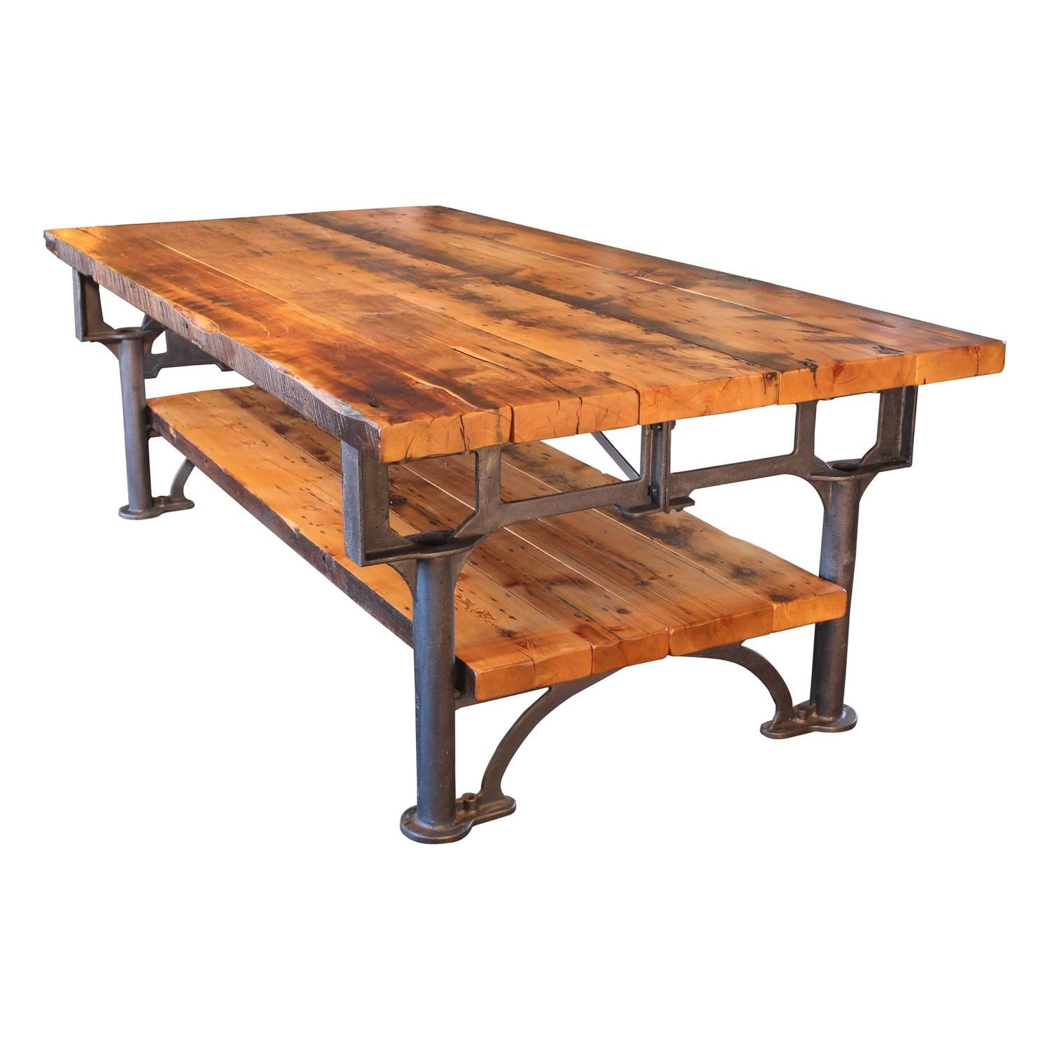 Harvest Kitchen Table Industrial reclaimed wood harvest kitchen island great table industrial reclaimed wood harvest kitchen island great table workwithnaturefo