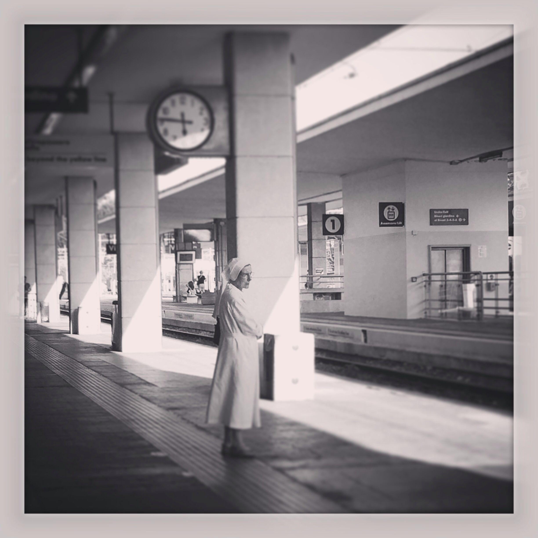 #train #station #nun #stazione #padova #italy