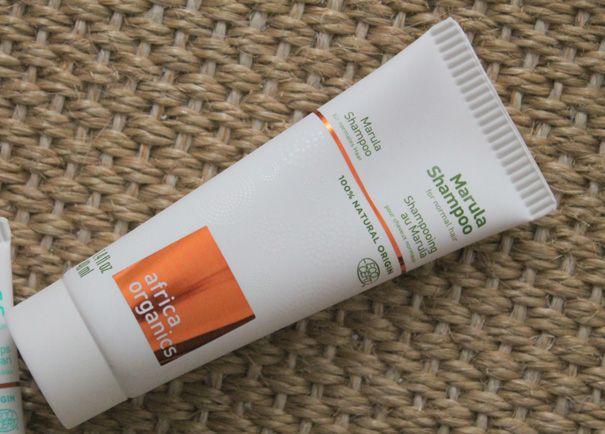 African Beauty Products - AFRICA ORGANICS Marula Shampoo *ONCE UPON A CREAM Vegan Beauty Blog*
