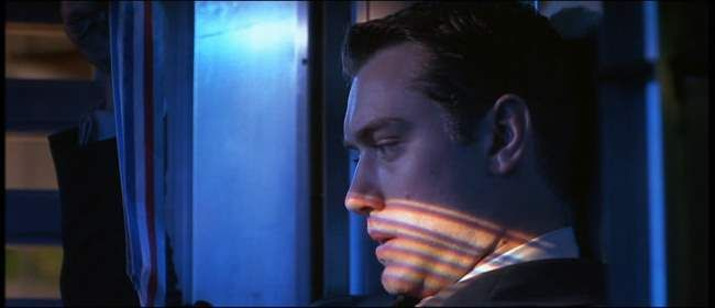 Jerome about to commit suicide at the end of the movie. | Gattaca ...