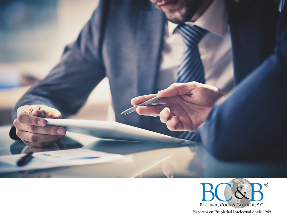 TODO SOBRE PATENTES Y MARCAS. En Becerril, Coca & Becerril, preparamos, elaboramos y llevamos a cabo la inscripción de contratos relacionados con su marca registrada dependiendo de sus necesidades y requerimientos de comercialización, licenciamiento o en el ámbito corporativo. En BC&B somos su mejor opción. http://www.bcb.com.mx/