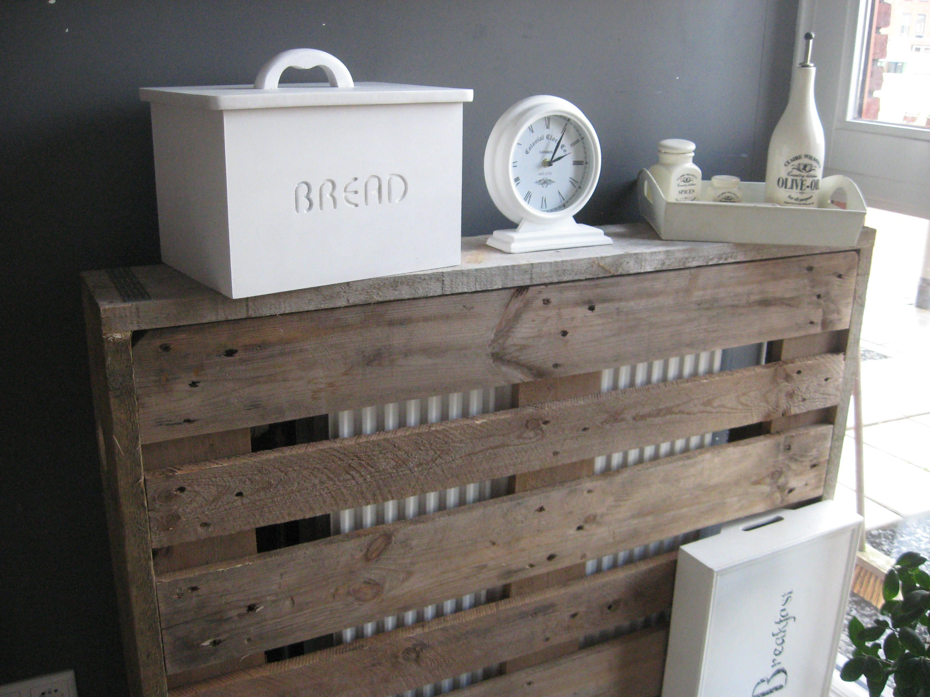Radiators and pallets on pinterest