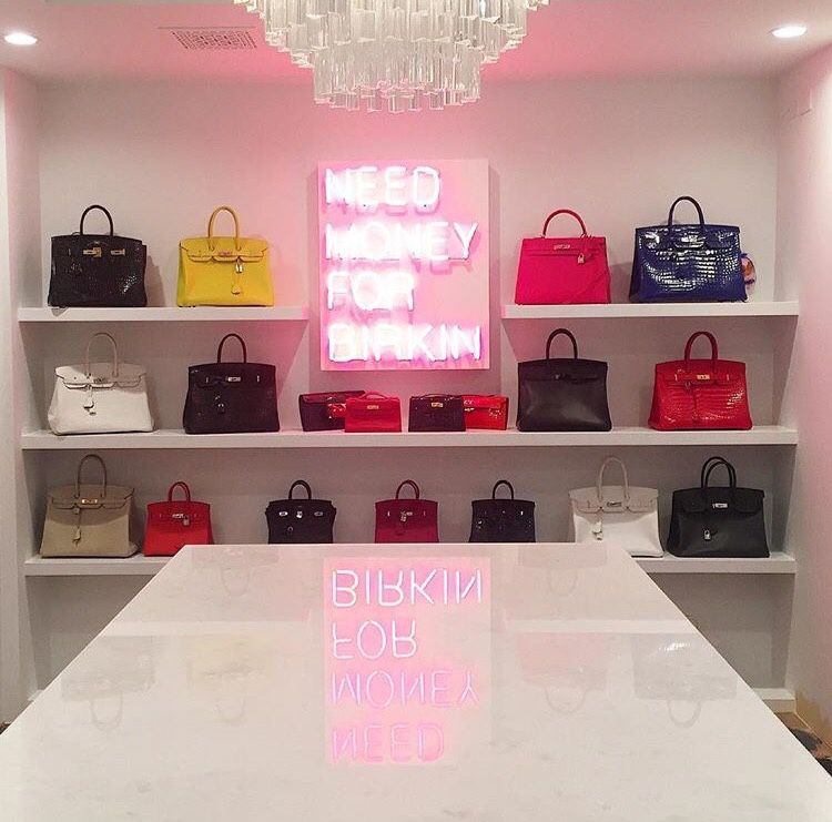Beau Dunn Art - Need Money For Birkin featured in Kris Jenner\'s ...