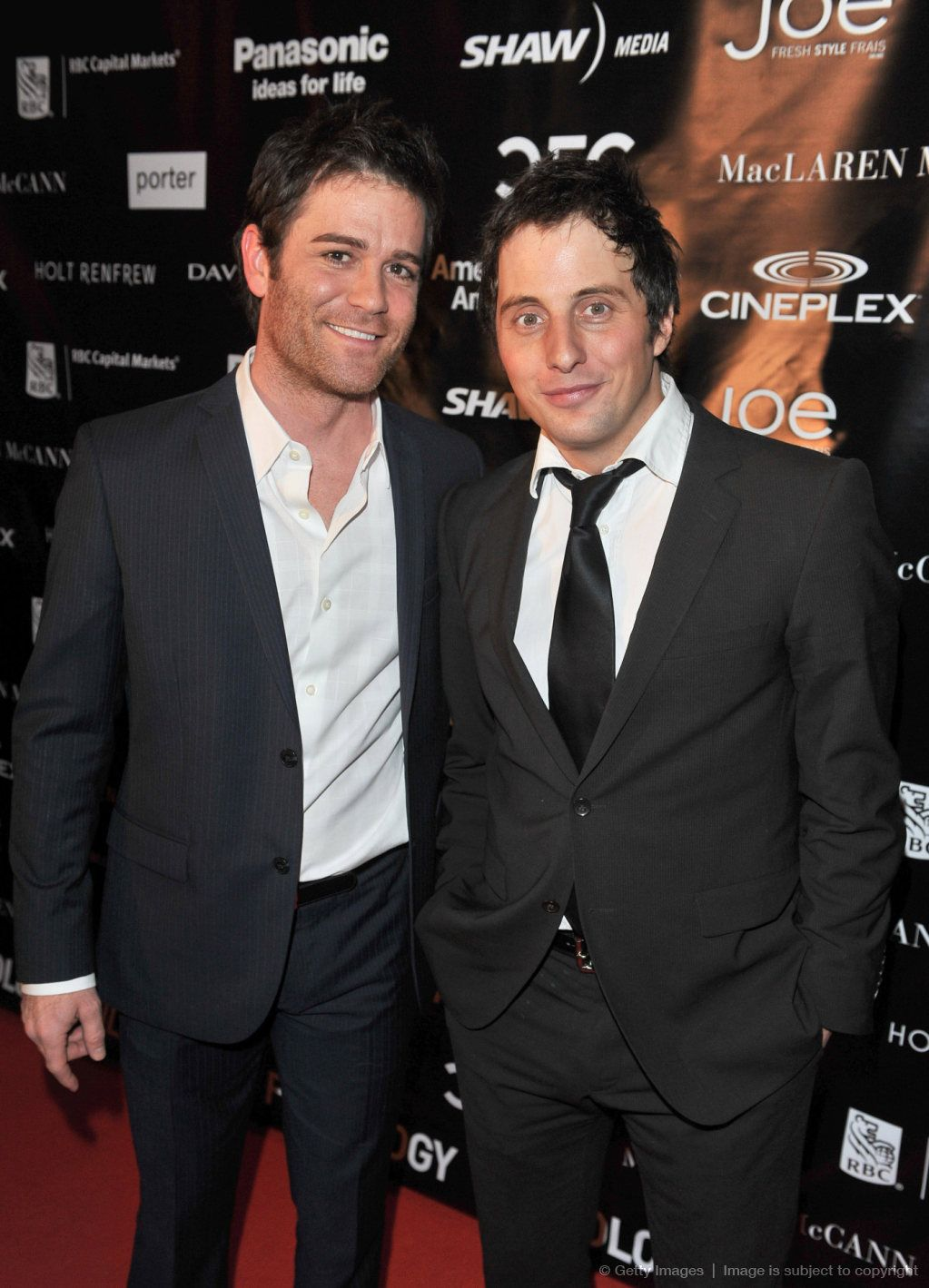 Yannick Bisson Canadian Film Centre 2011 Gala And Auction Murdoch Mysteries Mystery Tv Series Jonny Harris He is a canadian comedian and actor best known for his roles in various television series, such as still standing, murdoch mysteries, and hatching, matching and dispatching. pinterest