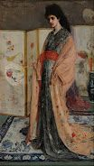 The Princess from the Land of Porcelain   (1863 - 1865) James McNeill Whistler