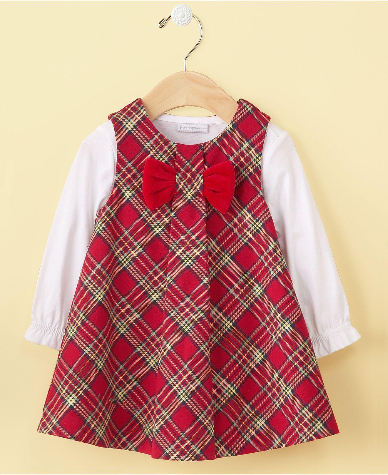 daaf4c4b00 little girls fashion Roupas Natalinas Infantis