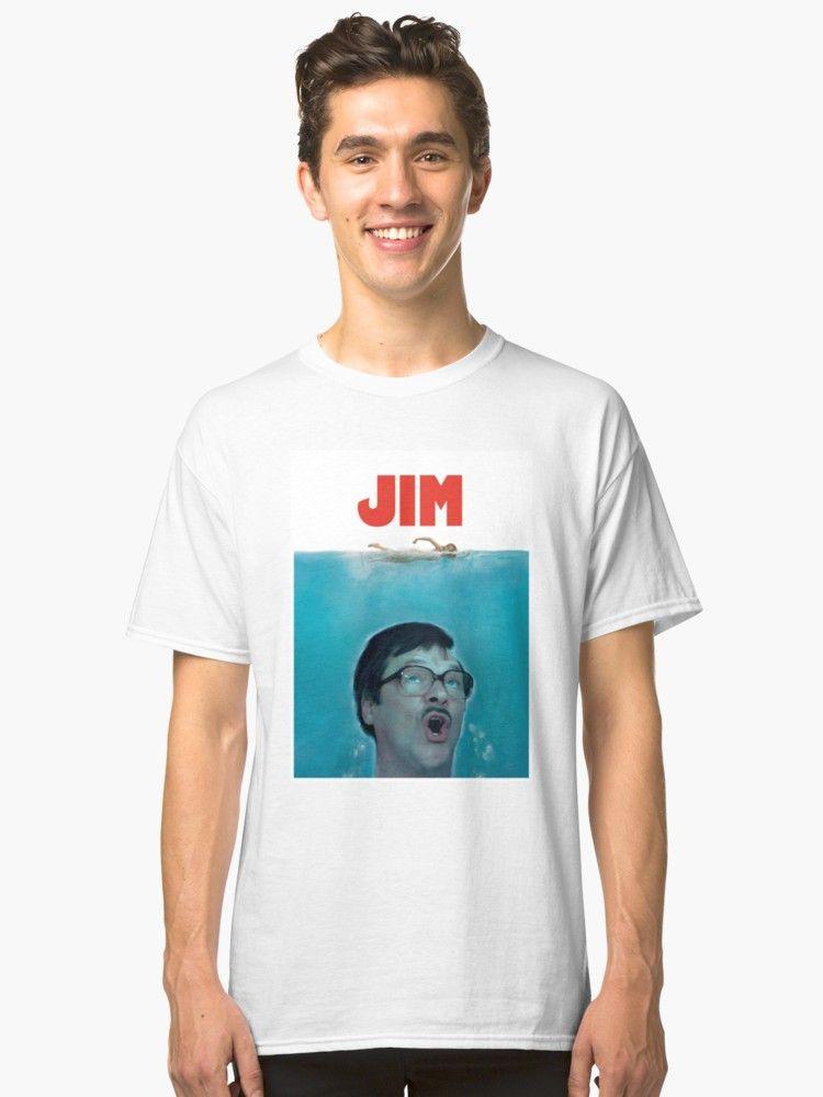 Friday Night Dinner Jim Jaws T Shirt #fridaynightdinner