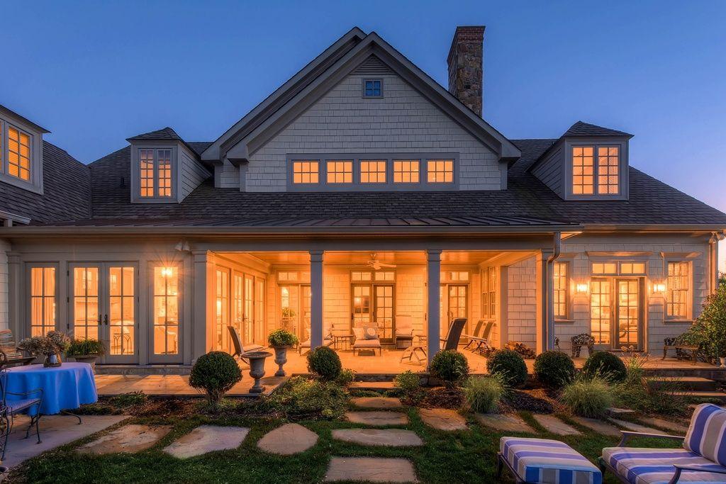 luxury custom home builders in maryland