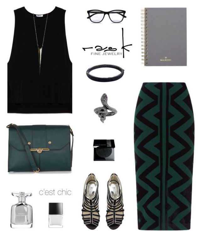 """Serpent"" by mahora ❤ liked on Polyvore"