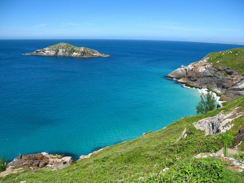 E que tal viajar para o Arraial do Cabo no fim de semana? #ClickBus #Arraial #Descansar