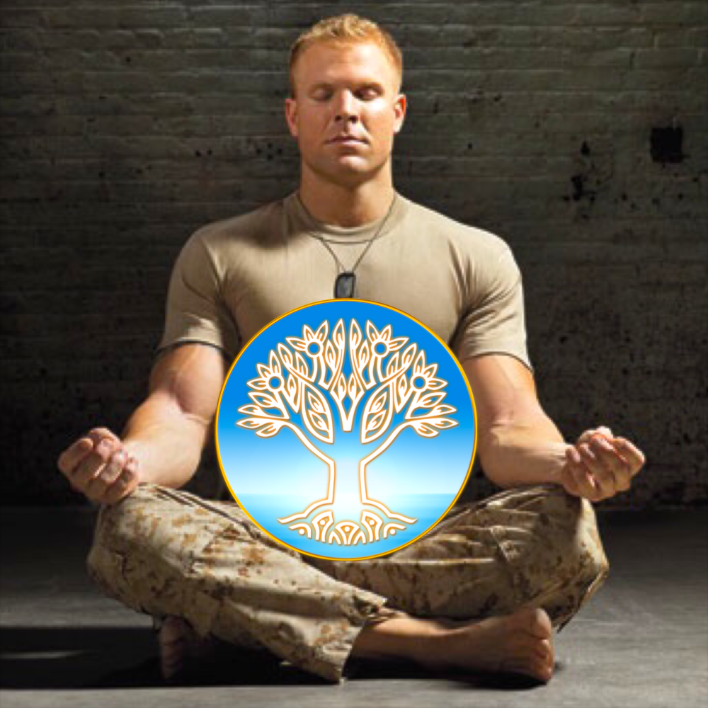 Transcendental Meditation helps veterans with PTSD deal with their symptoms by helping them detach from their anxiety.