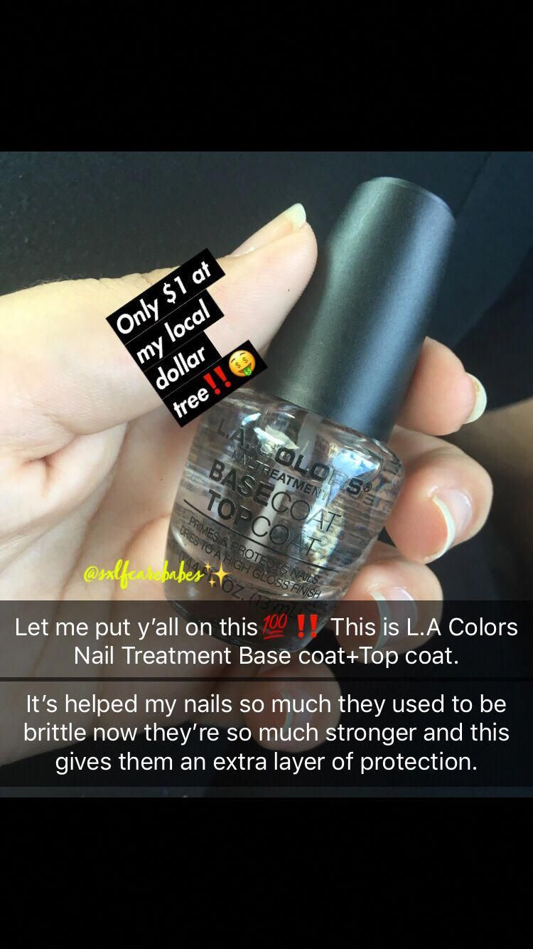 #nails #strongnails #stronger #healthy #healthynails #basecoat #topcoat #shiny #CastorOilForHairLoss