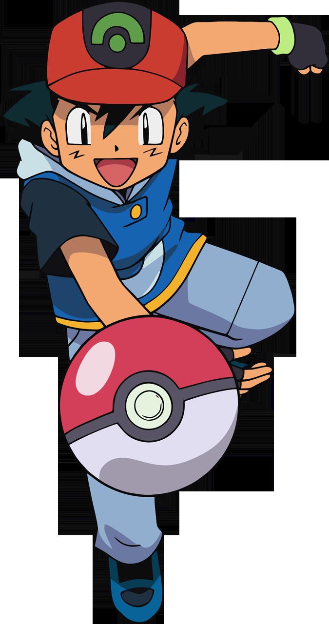 Ash Ketchum Bulbapedia The Community Driven Pokemon Encyclopedia Ash Do Pokemon Pokemon Personagens Pokemon
