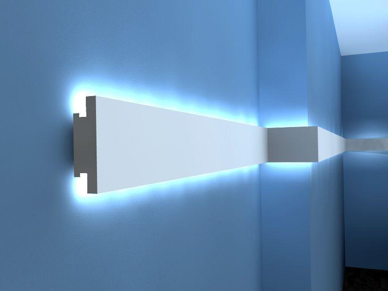 Lichtprofil LED LO26 | Beleuchtung, Indirekte beleuchtung und ...