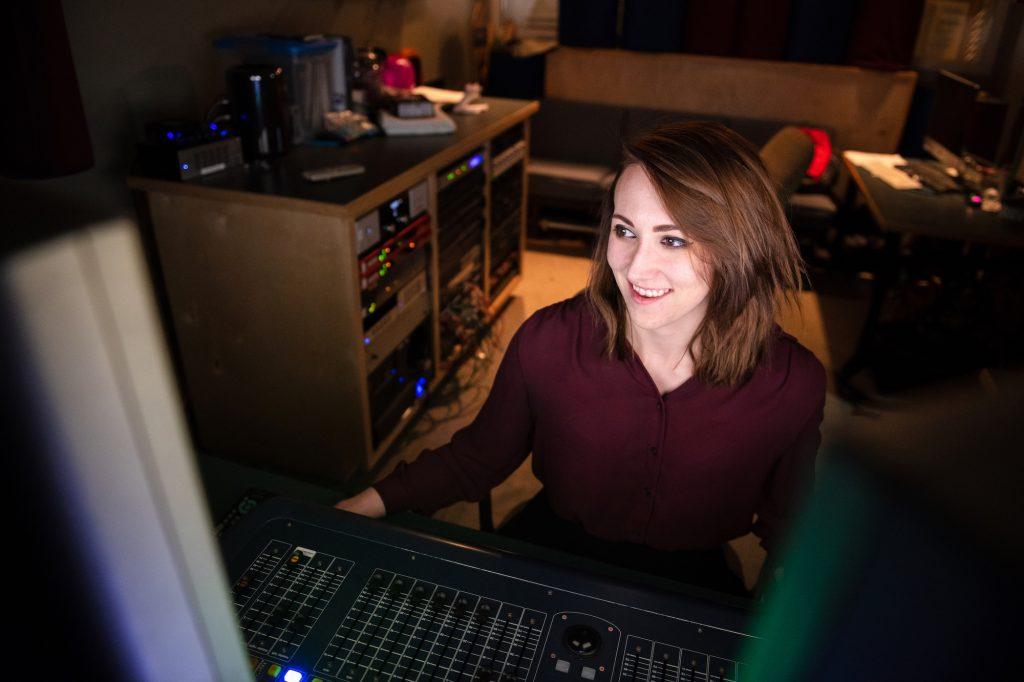 Sarah Calvert Bs Sound Design Humans Of Michigan Tech Michigan Technological University Sound Design Michigan Tech