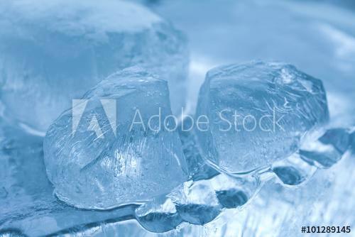 Frozen Ice Cubes Gems Abstract Crystal Blue Background Macro View Soft Focus Buy This Stock Photo And Explore Blue Backgrounds Ice Texture Frozen Ice Cube