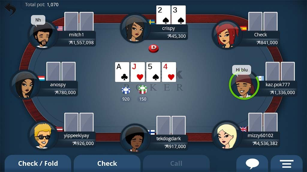 10 best poker apps and games for Android Poker games
