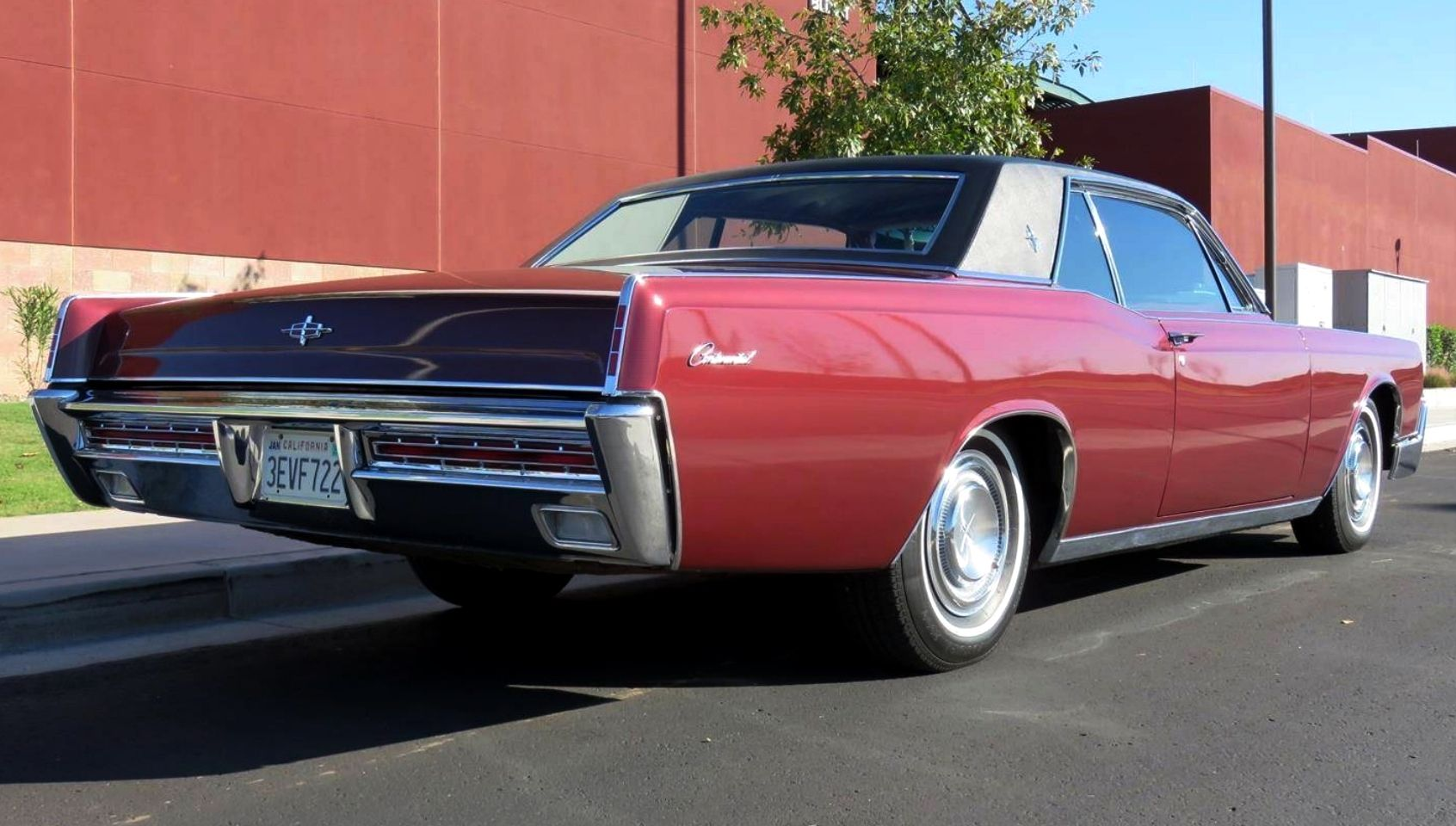 1967 Lincoln Continental 2 Door Passenger Coupe Lincolns Lincoln