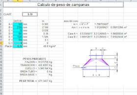 Formula Para Sacar Peso En Campanas Caldereria Y Soldarura Caldereria Arte Y Matematicas Dibujo Tecnico Ejercicios