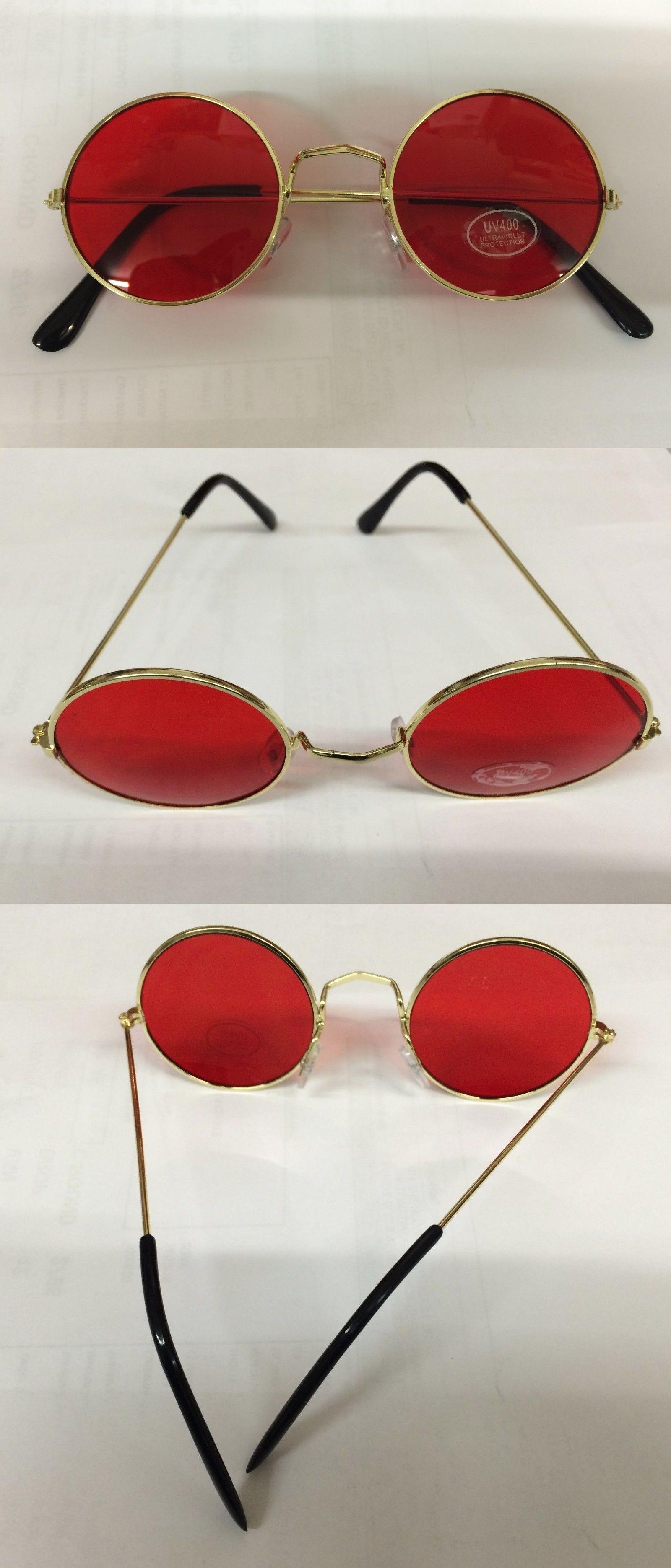d0dab114fd6 Glasses 175646  John Lennon Style Red Sunglasses Woody Harrelson Natural  Born Killers Glasses -  BUY IT NOW ONLY   14.41 on  eBay  glasses  lennon   style ...