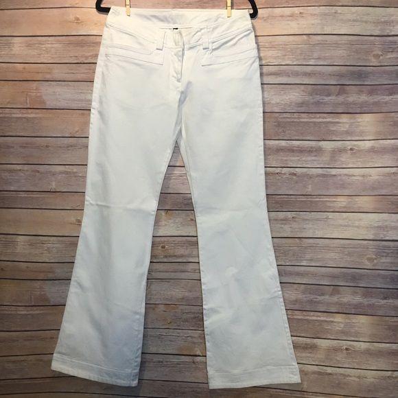 White Trouser Pant