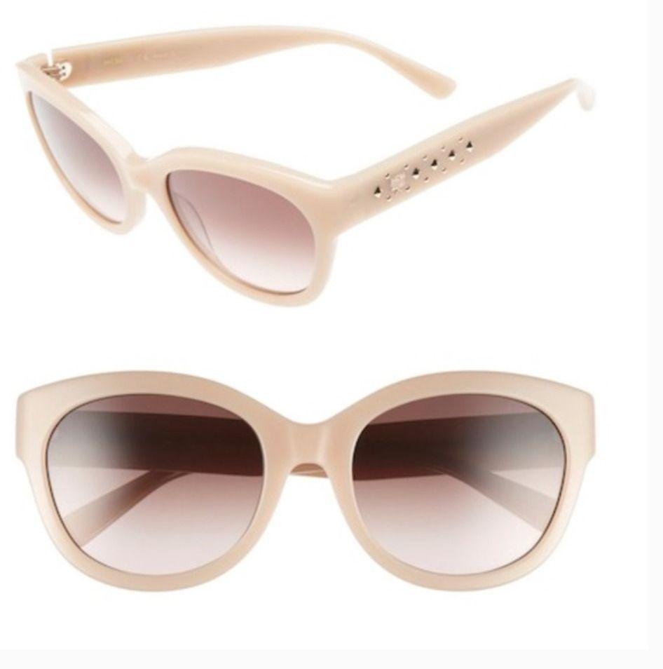 b563f09f07 MCM SUNGLASSES Women s Cat Eye 56mm Acetate Frame Sunglasses NUDE  MSM  CatEye  Cat Eye