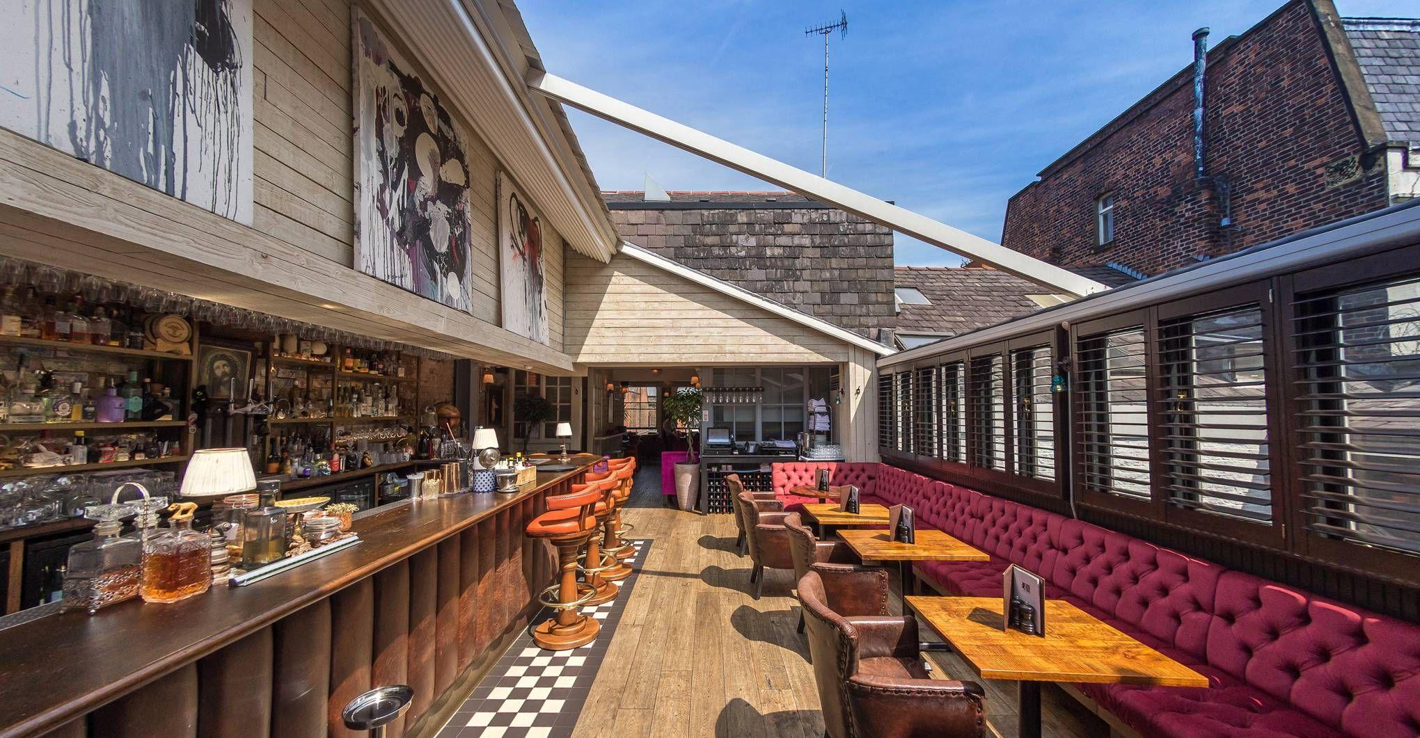 The 13 best secret bars in Manchester | Secret bar ...