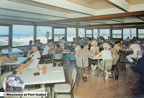 Dining In The Jetties Restaurant South Padre Island Texas