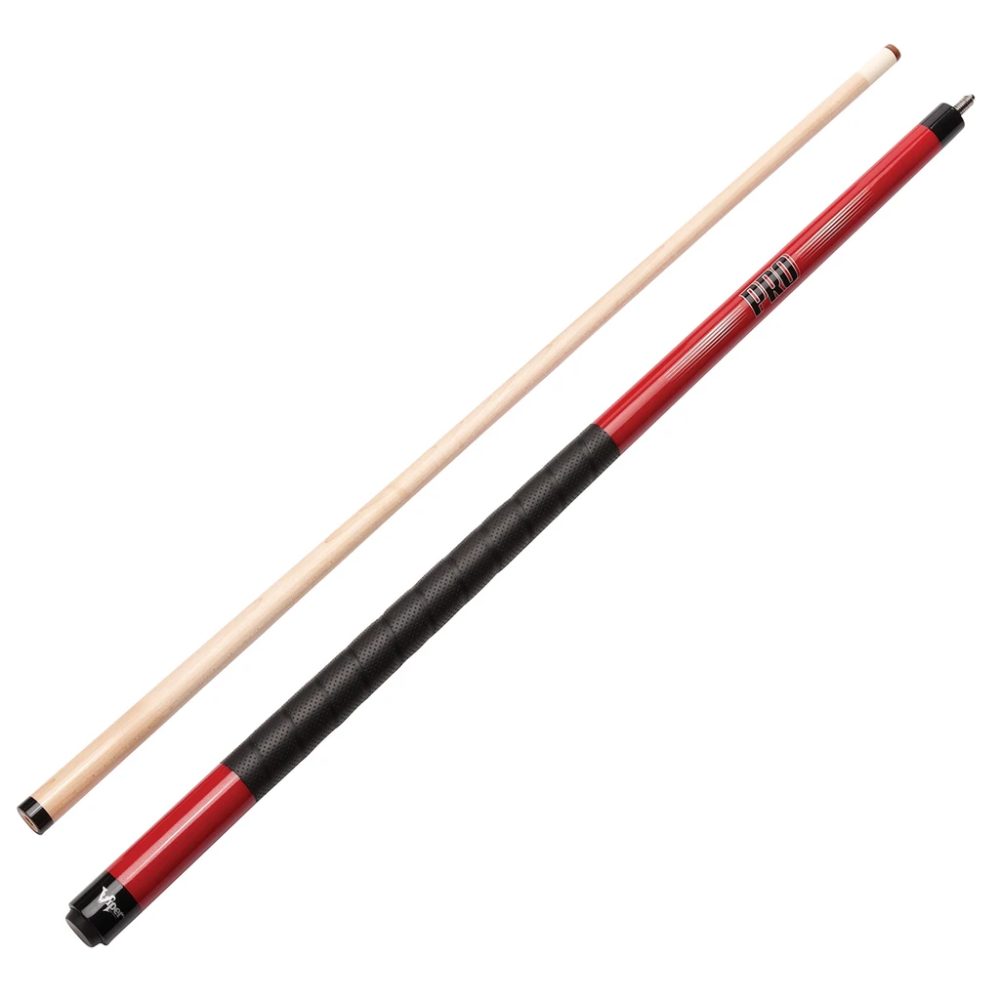 Viper Sure Grip Pro Red Cue in 2020 Cue stick, Foldable