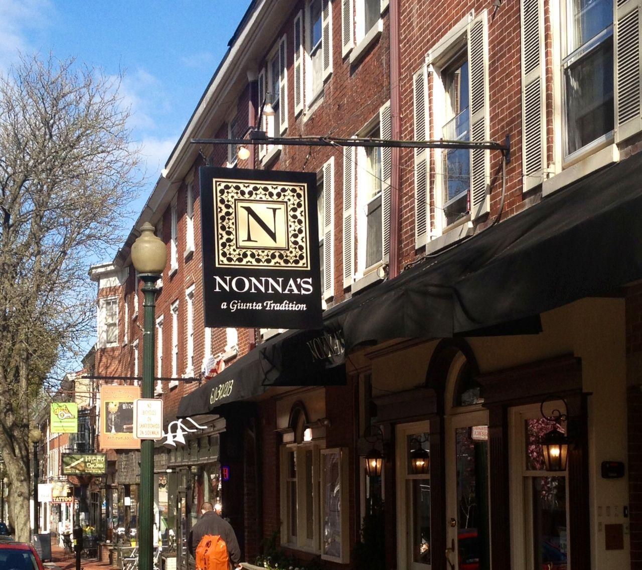 Nonna S Italian Restaurant West Chester Pa