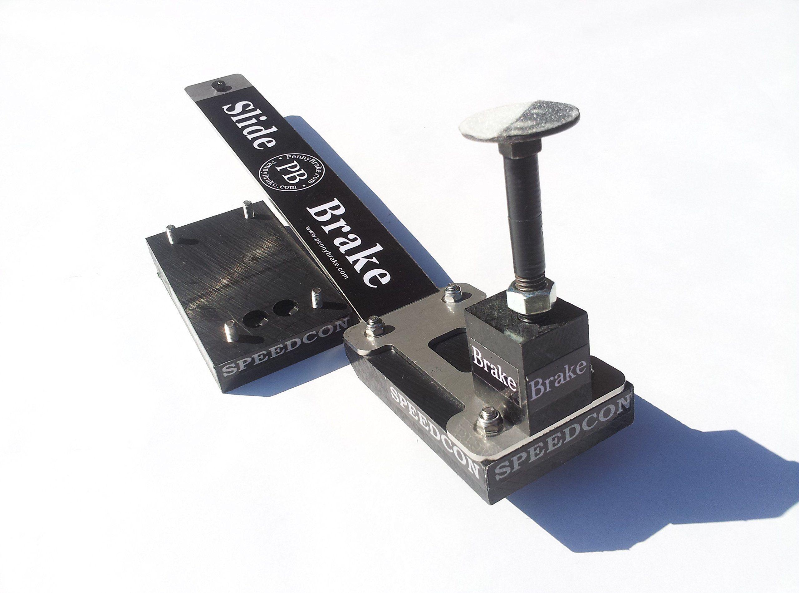 A Single New Ntr Rubber Pad Brake Kit Longboard Brake 2.0 Kit for Top Mount