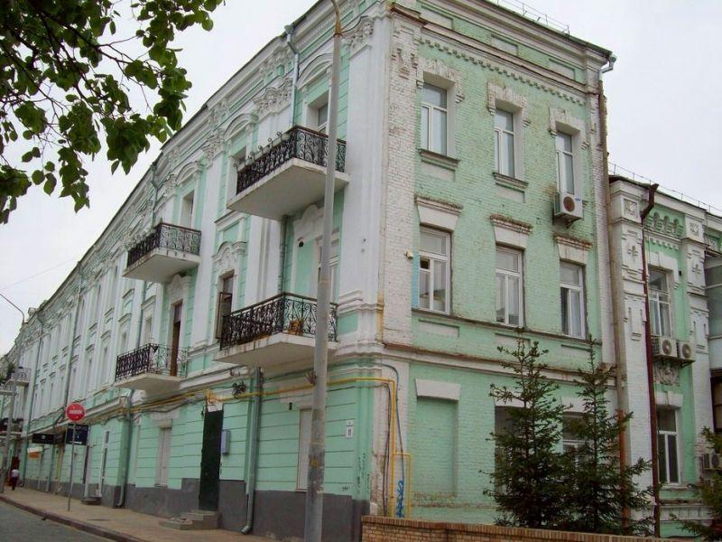 Будинок-обманка в Києві - це, здавалося б, звичайне міське будова триповерхового житлового будинку, розташоване в історичному центрі столиці. Саме...