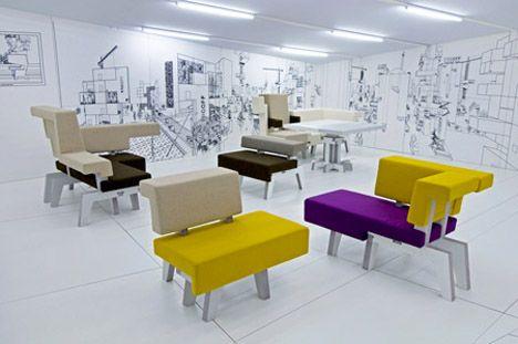 Work Sofa Transforming Multi Purpose Office Furniture Sofa Design Furniture Modular Couch