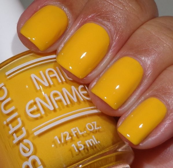 Bettina Nail Enamel Resort Collection - Sunrise